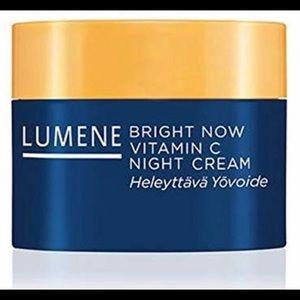 Lumene Bright Now Vitamin C Night Cream